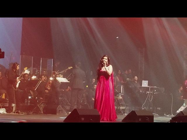 Shukran Allah / Tere Mast Mast / Main Wari Jawan - Shreya Ghoshal Live In Concert In Toronto 2017