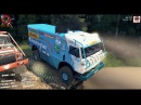 Турнир по SpinTires 2017 «Dakar Spintires by Mr.BoS and STMods»