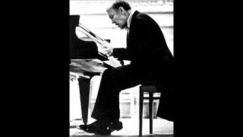 Prokofiev - Piano concerto n°1 - Richter / Kondrashin
