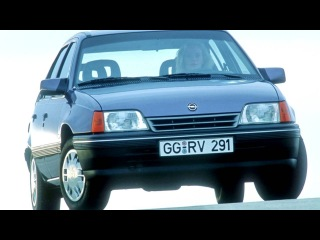 Opel Kadett Beauty 5 door E '1990–91