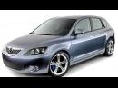 Mazda MX Sportif Concept BK '03 2003