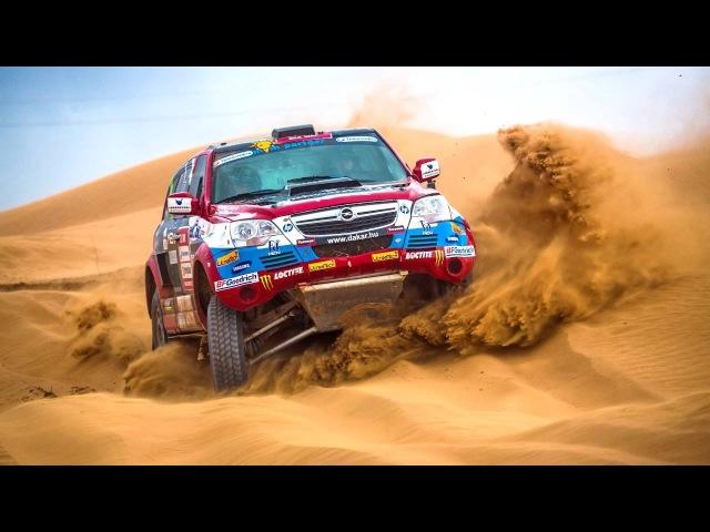 Opel Antara Dakar '2012