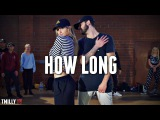 Charlie Puth - How Long - Dance Choreography by Jake Kodish &amp Delaney Glazer - #TMillyTV
