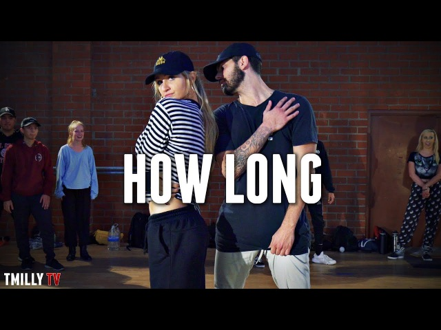 Charlie Puth - How Long - Choreography by Jake Kodish Delaney Glazer - TMillyTV
