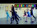 Cheerleader - OMI Dance Routine By @AdeleWreford