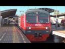 Электропоезд ЭД4М-0161, платформа Северянин