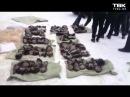 В Приморье у браконьеров изъяли 527 медведьих лап