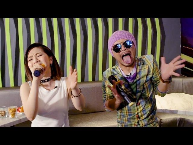 黃明志Namewee feat. 鄧紫棋 G.E.M.【漂向北方 Stranger In The North 】KTV Version 包廂版