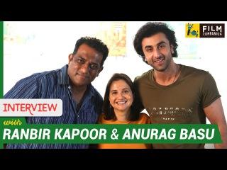 Ranbir Kapoor & Anurag Basu Interview with Anupama Chopra | Jagga Jasoos