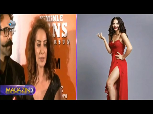 Sen Kiminle Dans Ediyorsun Film Galasına Ünlü Akımı , Çok Özel Röportajlar / Magazin D