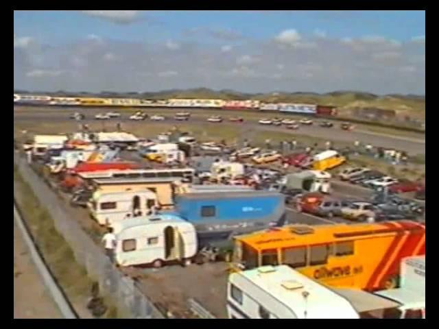 Het Circuit van Zandvoort in 1984