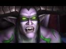 [СПОЙЛЕР] Финальная заставка рейда Аргус пылающий трон WOW legion 7.3