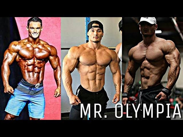 Jeremy Buendia - The Champ Is Ready | Mr Olympia 2017