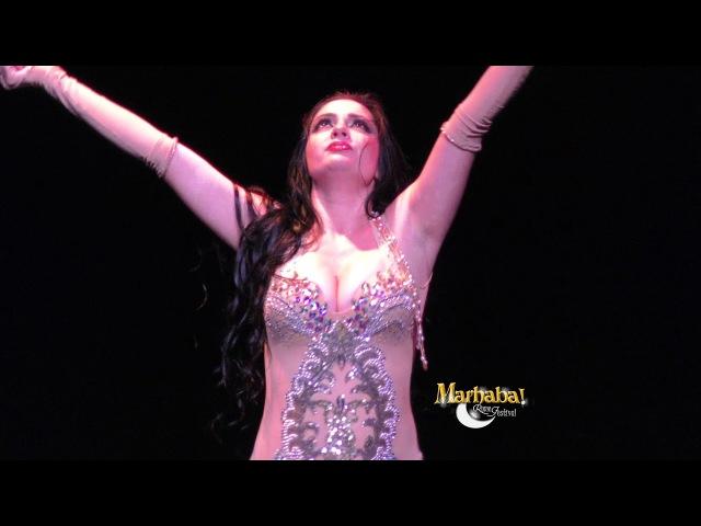 MARYEM BENT ANIS - Naked feeling @ Marhaba 2017 Closing Gala
