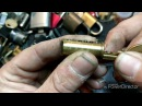 (454) Yale (6-pin) 12 Challenge Lock spp'd gutted (from Chris Ahrens)