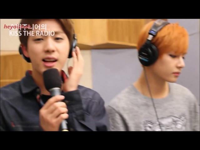 BTS's Kim Seokjin (김석진) Singing Acapella Vocal Appreciation