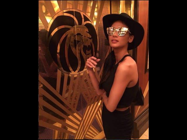 Pia Wurtzbach in Las Vegas for MISS USA 2016