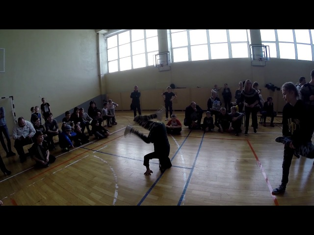 Nasty GoLA Kidz vs Loco school