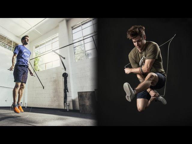 Очень КРУТАЯ Работа со СКАКАЛКОЙ ( 80 уровень ) - Шейн Харрисон - Фитнес мотивация