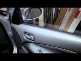 Nissan Almera disassembly door ( Nissan Almera Разборка двери )