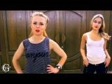 ONLINE Dance Lesson. Quest Pistols Show - Пришелец. Femme vogue.
