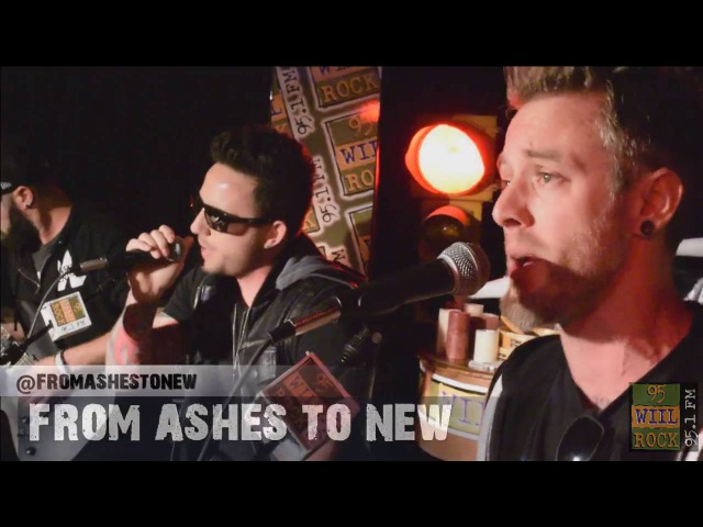 From Ashes to New - Mostly Acoustic (Through It All Lost and Alone)
