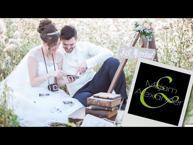 Mirjam und Alexander Hochzeitsvideo von Sergej Metzger