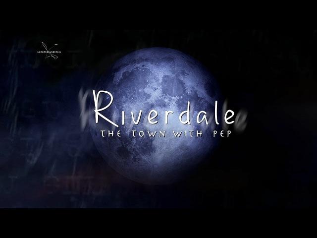 RIVERDALE SEASON 1 OPENING CREDITS BUFFY THE VAMPIRE SLAYER STYLE