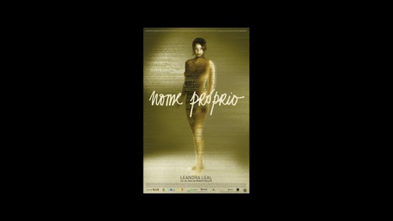 Nome Próprio   Camila Jam - 2007 ( filme completo ) Eng Sub