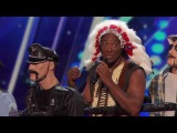 Christopher 54-Year-Old Performer Recreates the Village People's