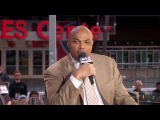 Inside the NBA Chuck Says Warriors Won't Win Title This Year 2018 NBA All-Star Weekend