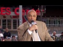 Inside the NBA: Chuck Says Warriors Won't Win Title This Year | 2018 NBA All-Star Weekend