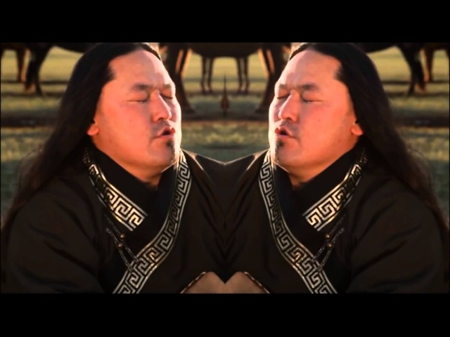 Mongolian Throat Singing