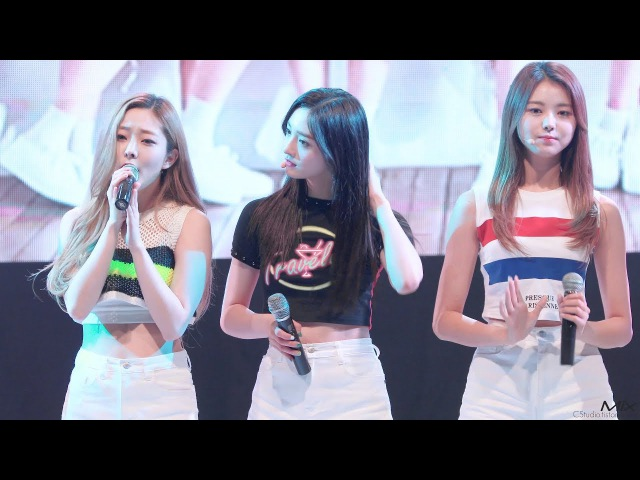 [4k]170625 프리스틴(PRISTIN) Over N Over 나영,결경,은우 직캠Fancam by 믹스@FUN FUN 댄스오디션