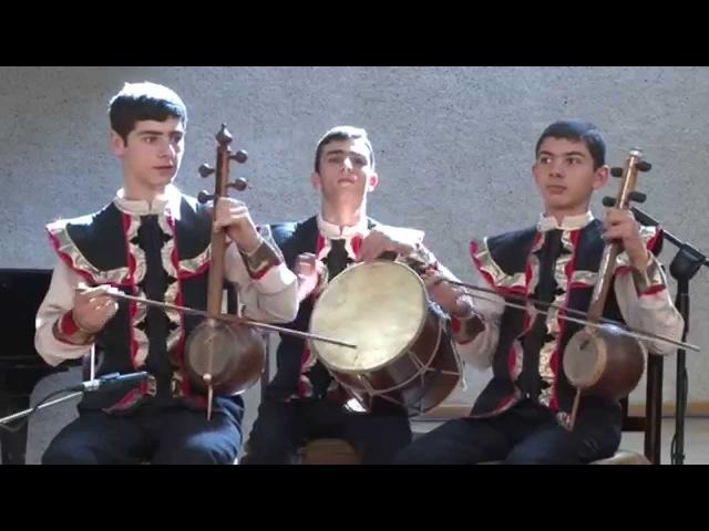 Dance from Urmia ,Folk Instrumental Ensemble of Sayat-Nova School of Music