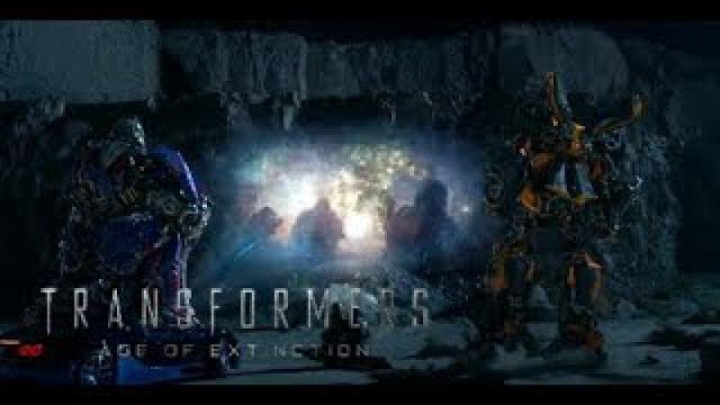 Transformers 4 A Era Da Extinção - Autobots Assistem a Morte De Leadfoot - Dublado [HD]