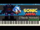 Titanic Monarch Act 1 Sonic Mania All Instruments