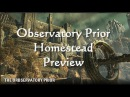 ESO Fashion -The Observatory Prior Homestead Preview
