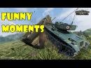 World of Tanks Funny Moments Week 4 November 2017