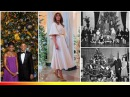 Melania Trump a look back at the White House's most spectacular Christmas decorations