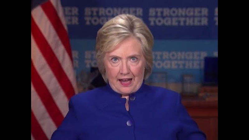 Hillary clinton Just Had A MELTDOWN Episode On Live TV - Tucker Carlson Reacts