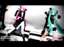 【MMD】Romeo and Cinderella ロミオとシンデレラ【Tda式改変ミク,ルカ】HD with lyrics