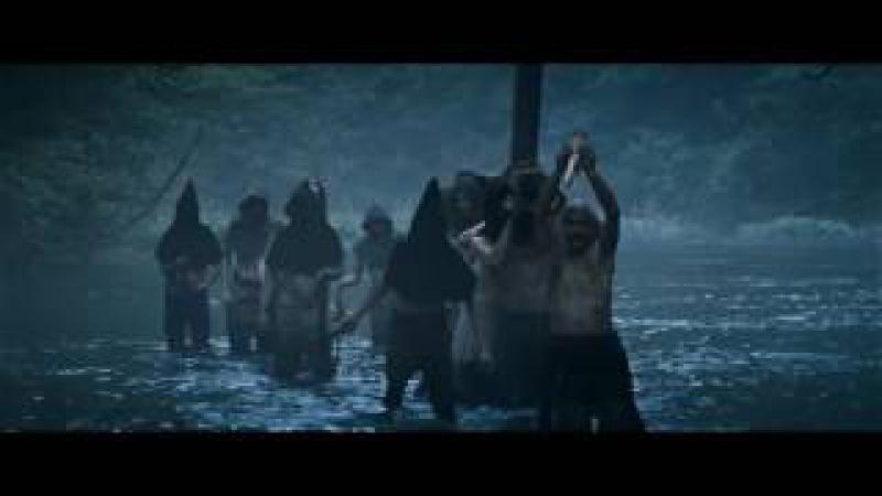 Flagellants flogging their way through the river