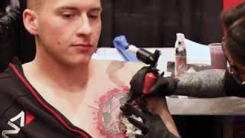Международная тату-конвенция в Вашингтоне