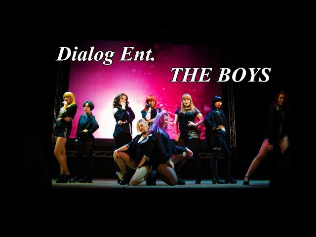 Girls' Generation 소녀시대 'The Boys' dance cover by F-Line ft. Dialog Ent.