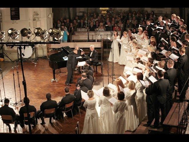 Raimonds Pauls, State Choir Latvia and DIdgori • რაიმონდ პაულსი, ლატვიის სახელმწი4324