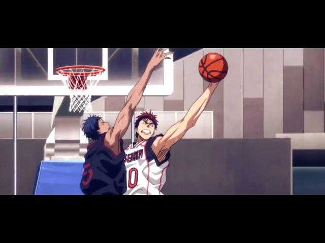 Kuroko No Basket Last Game「 AMV 」 Believer