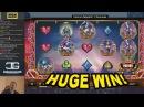 HUGE WIN on Cazino Zeppelin - £2 Bet
