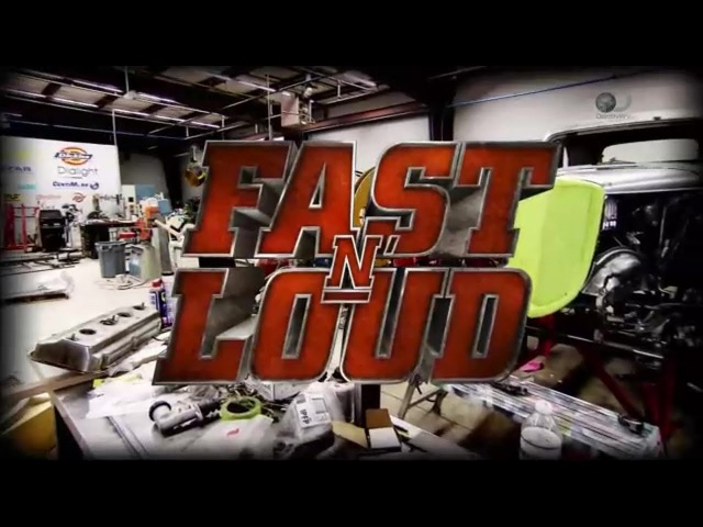 Быстрые и громкие 13 сезон 4 серия. Bad Bass / Fast N' Loud (2017)