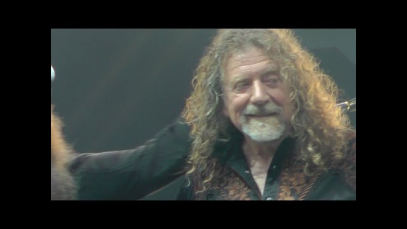 Robert Plant - Rock and Roll Live @ Gröna Lund Stockholm 2015-07-14